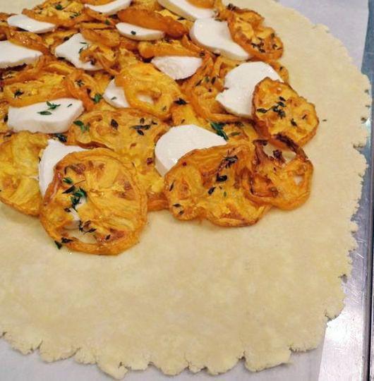 Savory Pastrami And Cheese Pie Recipe — Dishmaps