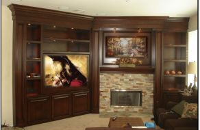 CORNER TV STANDS FOR FLAT SCREENS | CORNER ENTERTAINMENT
