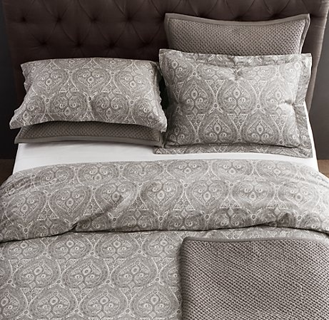 duvet covers restoration hardware home pinterest