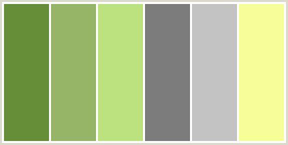 Colorcombo170 color palettes color - Green yellow color scheme ...