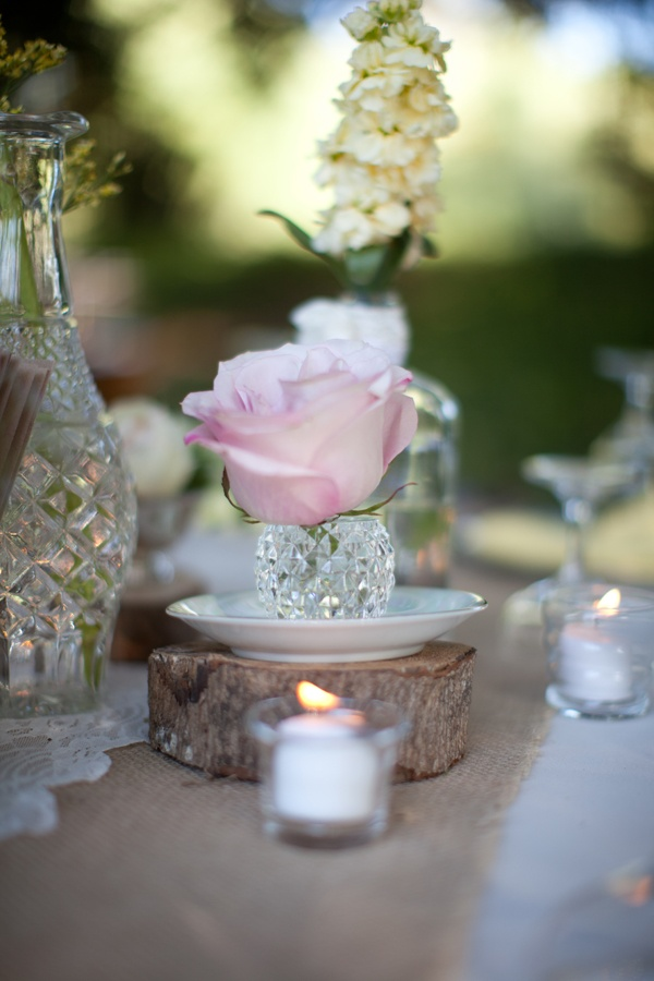 Rustic vintage shabby chic wedding ideas