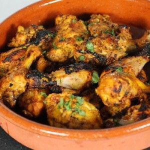 Tandoori Style Grilled Chicken (and a brief rant on traveling…)