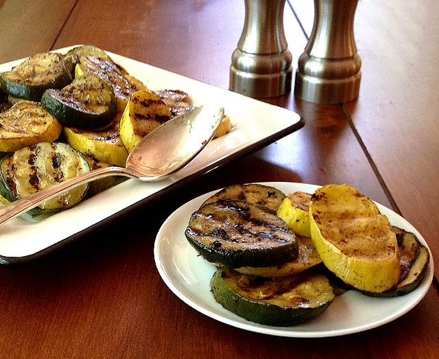 Grilled Zucchini and Summer Squash | Grilling | Pinterest