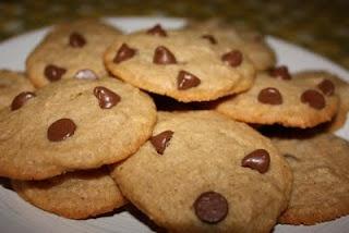 Peanut Butter Cinnamon Cookies | Cookie Monster | Pinterest