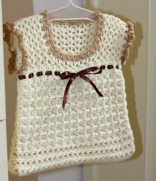 Crochet Baby Hunting Vest Pattern : Instant download - Crochet PATTERN (pdf file) - Milky Baby ...