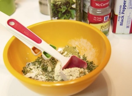 DIY Dry Italian Dressing Mix | zone friendly food | Pinterest