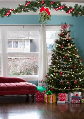 Christmas Indoor Decorations Christmas Decorating Ideas On A Budget