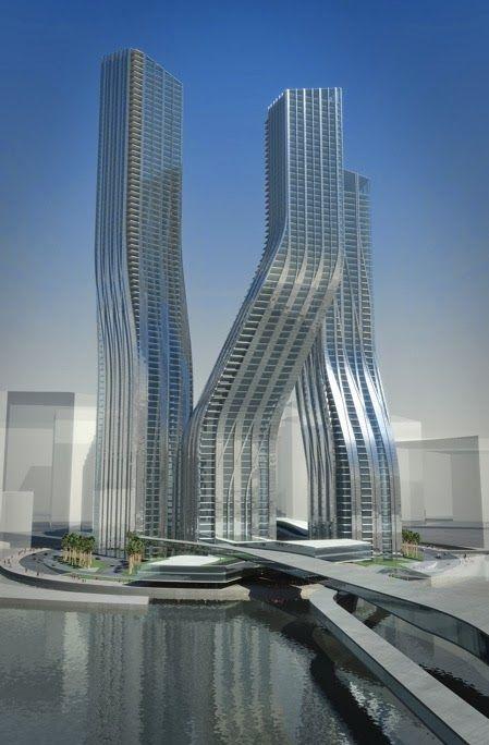 Cool Looking Shape Buildings Cool Looking Buildings