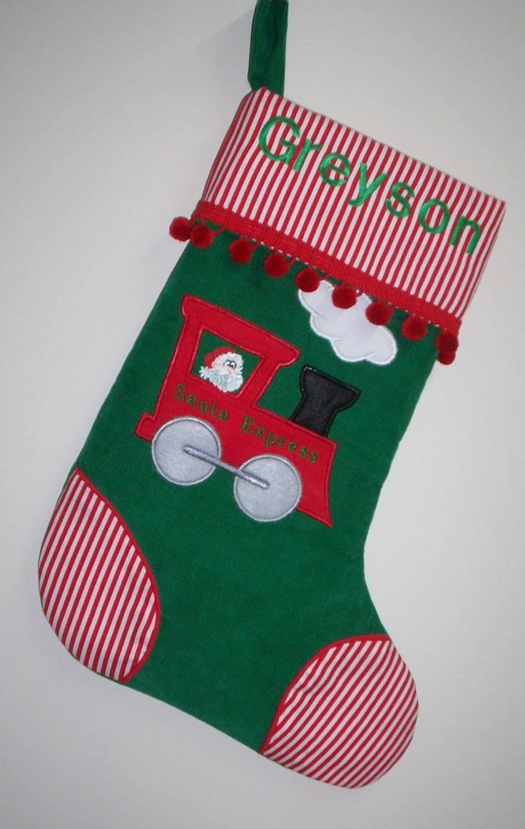 Custom Stockings Christmas