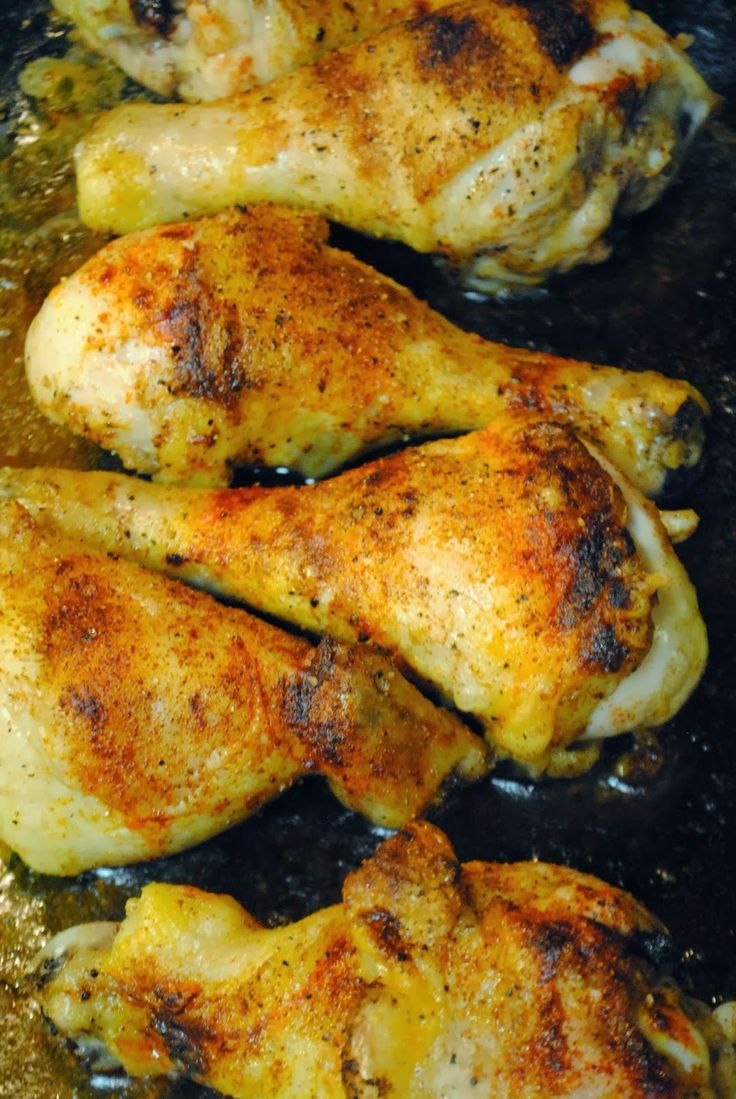 Kitchen With Mommy: Wowza Baked Chicken Drumsticks; super easy--just ...