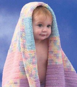 Plaid Crochet Pattern | Learn to Crochet