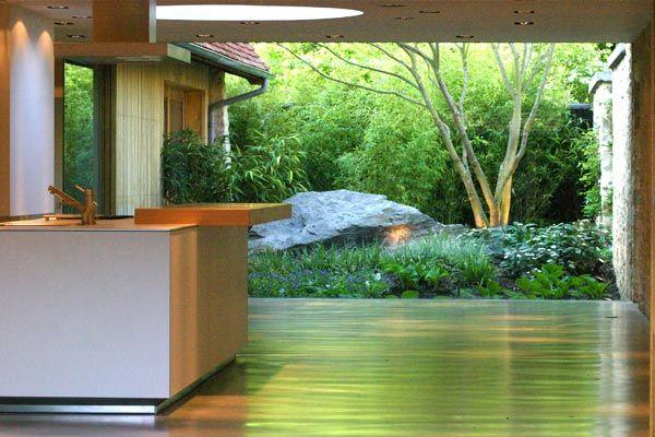 Projekt herring homes landscape ogrody gardens for Martin wade landscape architects