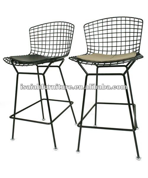 Bertoia bar stool (Eames)  Chris and Tina  Pinterest