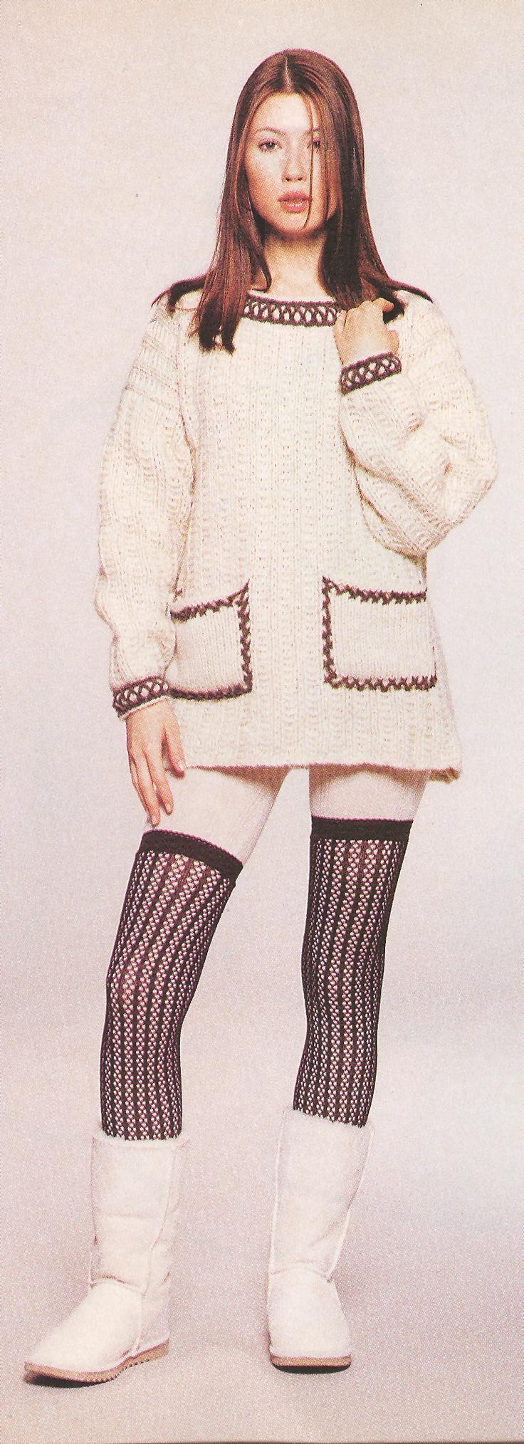 Knitting Vogue Free Patterns : Vogue pattern knit clothes pinterest