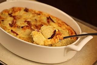 Cauliflower & Bacon Gratin | Recipes | Pinterest