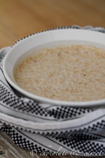Crock pot steel cut oats awesome love that it s plain so i can