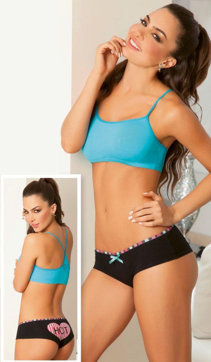 Pin by aisha bolivia on lencer a ropa interior femenina - Ropa interior femenina sexis ...