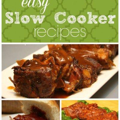 20 easy crock pot recipes recipes and food pinterest
