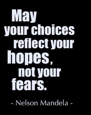 ~Nelson Mandela~