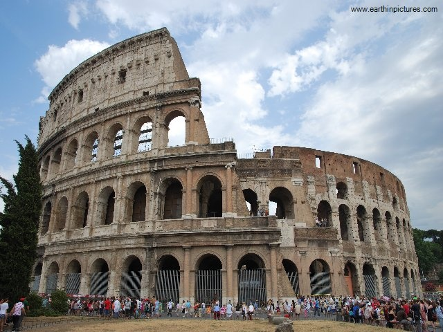 Roman Colosseum   Anci...