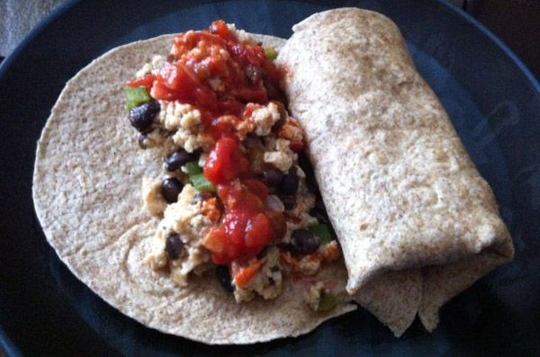 Breakfast Burritos | Healthy Recipes to Try! | Pinterest