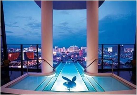 Pin by virginia griffin stanley on places i 39 ve been - Best swimming pools in las vegas strip ...