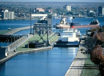 Soo Locks Sault Ste Marie Michigan My Michigan