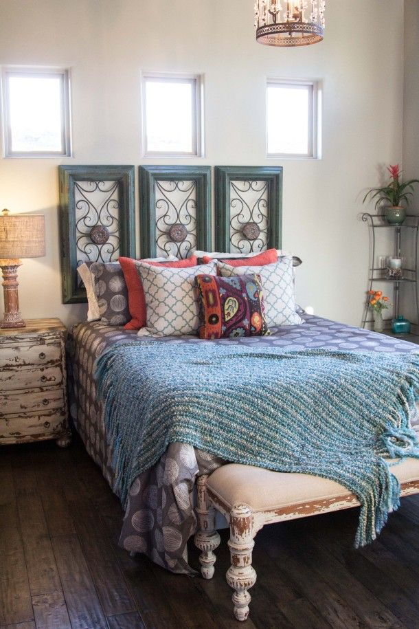 Alternative Headboard Bedroom Diy Storage Bed