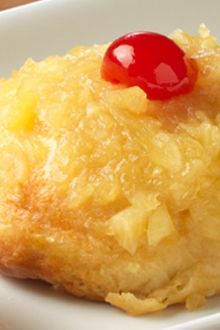 "Pineapple Upside-Down Biscuits | ""All About Food"" 
