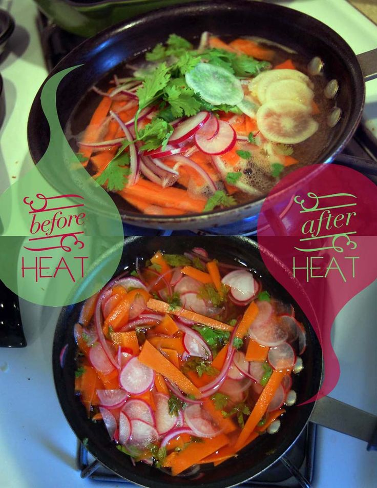 Vietnamese Pickled Vegetables Recipes — Dishmaps
