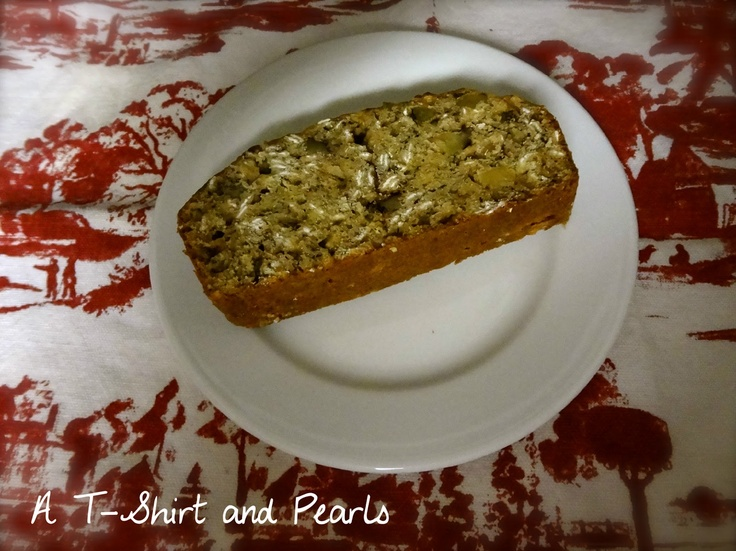 Low Fat Oatmeal Banana Nut Bread | Things I've got to make! | Pintere ...