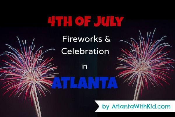 4th of july 2013 atlanta georgia