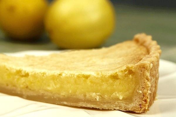 Recipe: Lazy Mary's lemon tart