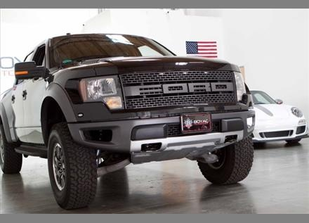 2011 Ford F-150 SVT Raptor dream truck (w/ better gas milage )