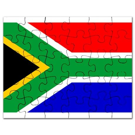s africa flag