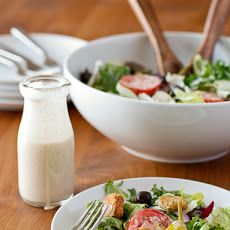 Copy Cat Olive Garden Salad and Dressing | Recipes | Pinterest