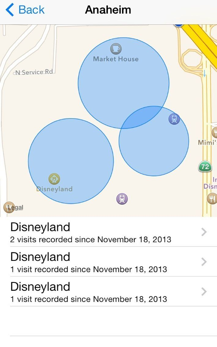 iphone location tracking cydia