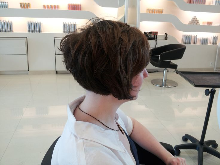 cut and style Before & Afters Pinterest