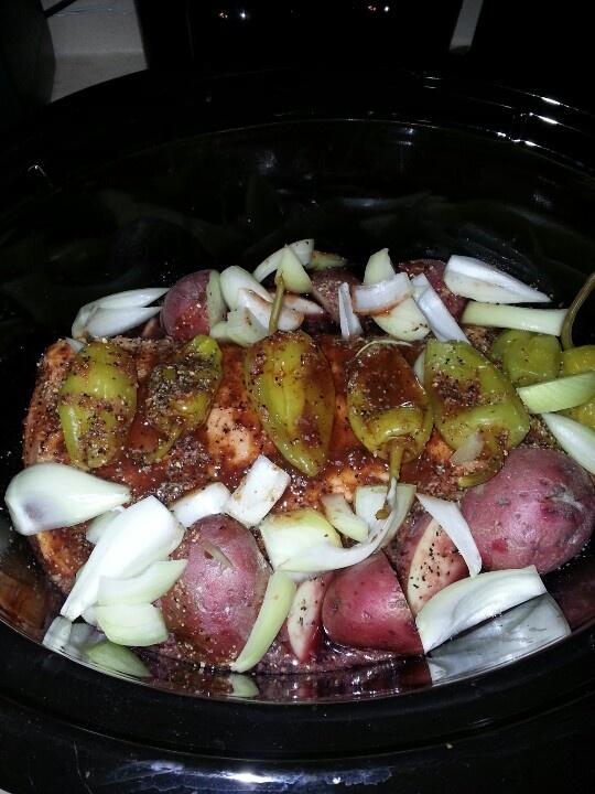 Slow Cooker Teriyaki Pork Tenderloin Recipe — Dishmaps