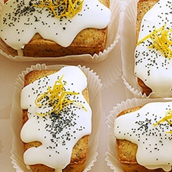 poppy seed reminds me of Easter desserts and breads:) Meyer Lemon and ...