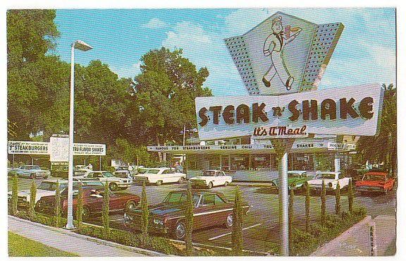 1960s steak n shake