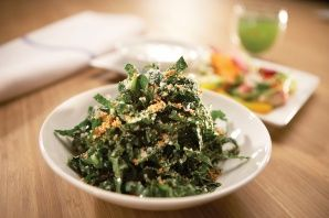 ... Kale Salad from True Food Kitchen (a restaurant by Sam Fox and Dr