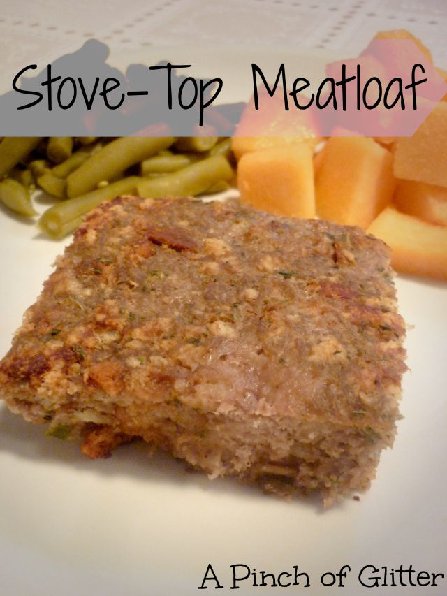 Images of Meatloaf With Stove Top Stuffing
