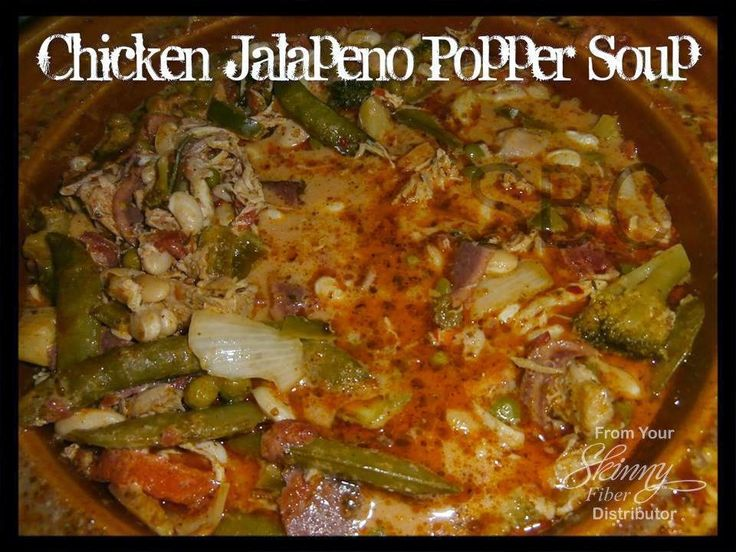 Jalapeno Popper Chicken Chili Soup Recipes — Dishmaps