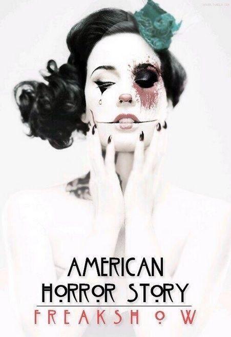'American Horror Story: Freak Show' poster