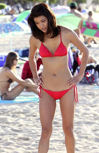TV's Sexiest Crime Fighters: Special Agent Kensi Blye ...