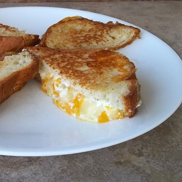 Fancy Grilled Cheese Sandwiches | Recipe