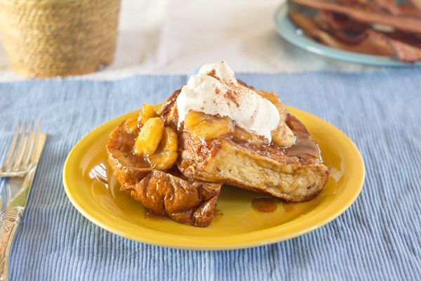 More like this: banana foster , french toast and toast .
