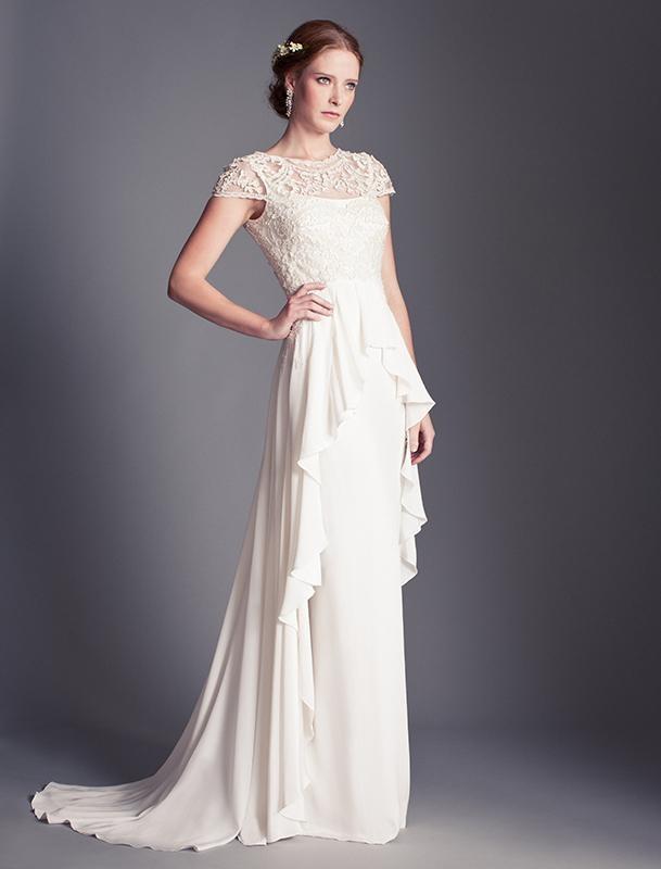 designer wedding dress rental london 104