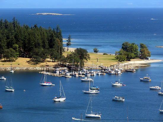 Bc Parks Newcastle Island